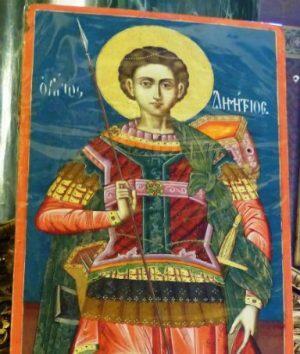 Μητρόπολη Καστοριάς: Ξεκίνησε η «Εβδομάδα του Αγίου Δημητρίου»