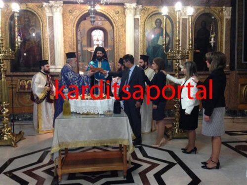 Η Εορτή του Αγίου Διονυσίου του Αρεοπαγίτου στη Μητρόπολη Θεσσαλιώτιδος