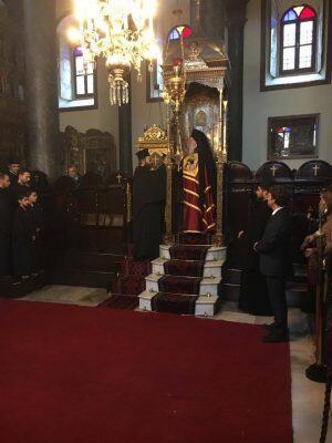 Νέος Μέγας Αρχιδιάκονος στο Φανάρι ο Θεόδωρος-φωτογραφίες από χειροθεσία