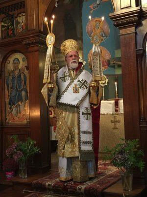 Λαμπρή Πανήγυρις του Αγίου Γερασίμου στη Λωζάννη