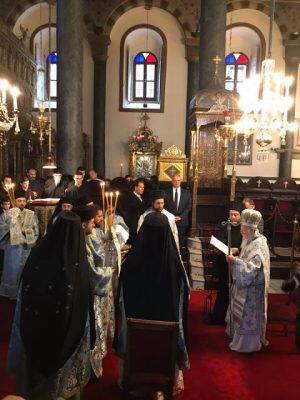 Ο Οικουμενικός Πατριάρχης χειροτόνησε Πρεσβύτερο και Διάκονο