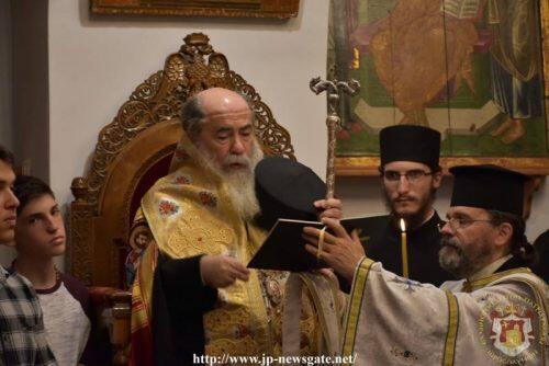 Πατριαρχείο Ιεροσολύμων: Λαμπρή Εορτή της Αγίας Πρωτομάρτυρος Θέκλης