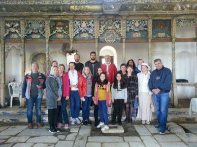 Μικρά Ασία: Μνήμη του Αγίου Δημητρίου στο Ναό του Αγίου Δημητρίου Κιρκιντζέ