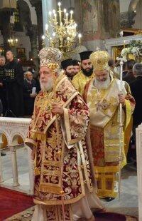 Λαμπρή εορτή του Αγίου Δημητρίου στη Θεσσαλονίκη-εκτενές φωτορεπορτάζ