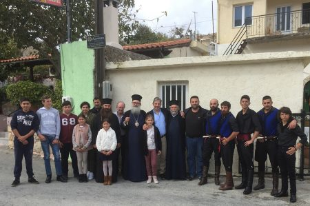 Μητρόπολη Γορτύνης: Το μνημόσυνο για τη μεταφορά των οστών του Στρατιώτη Νικόλαου Σηφάκη