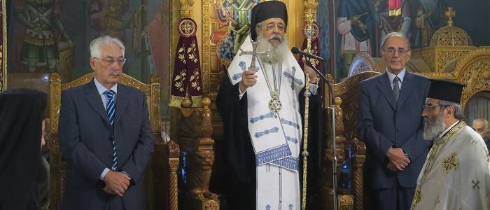 Κεραυνοί από Φθιώτιδος Νικόλαο: «Θεσπίζουν νόμους αντίθετους με το ευαγγέλιο»