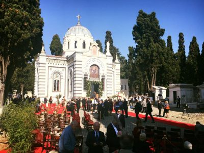 Μεγάλη μέρα για τους Έλληνες της Πόλης: Αγιασμός Θυρανοιξίων στο Σισλί