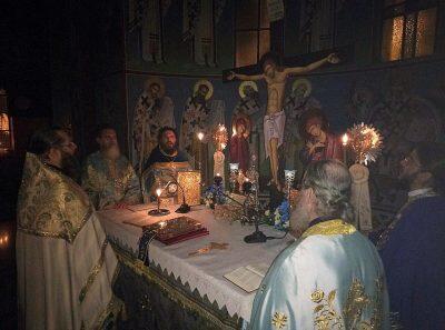 Γιαννιτσά: ΄΄Αγιορείτικη΄΄ Αγρυπνία για την εορτή Παναγίας Γοργοϋπηκόου