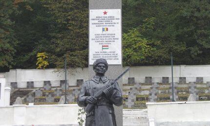 Επιμνημόσυνη Δέηση στο Ρωσικό στρατιωτικό κοιμητήριο Ρουμανίας