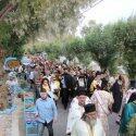 Χιλιάδες πιστοί υποδέχθηκαν το Ι. Λείψανο του Αγίου Λουκά του Ιατρού