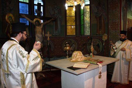 Φάρσαλα: Λαμπρά Εγκαίνια Ιερού Ναού Ζωοδόχου Πηγής