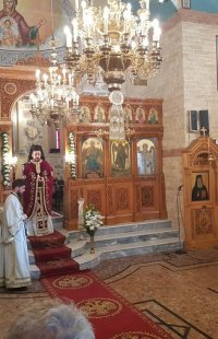 Λαμπρή εορτή Αγίου Δημητρίου στη Σύρο
