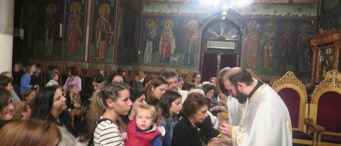 Μητρόπολη Φθιώτιδος: Ιερό Ευχέλαιο για την πνευματική τόνωση του λαού