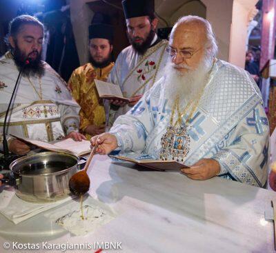 Μητρόπολη Βεροίας: Εγκαίνια Ιερού Ναού Αγίας Παρασκευής και Αγίων Σεργίου και Βάκχου
