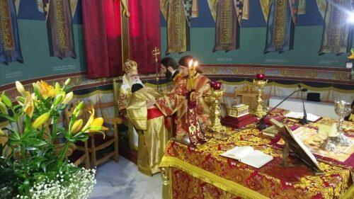 Πατέρας δύο τέκνων ο νέος Διάκονος της Μητρόπολης Δημητριάδος Αντώνιος Μπογιατζόγλου