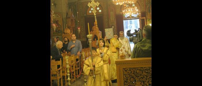 Μητρόπολη Φθιώτιδος: Αρχιερατική Χοροστασία στον Ιερό Μητροπολιτικό Ναό