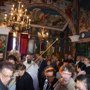 Μητρόπολη Μεγάρων: Λαμπρά εγκαίνια Ιερού Παρεκκλησίου της Αγίας Μαρκέλλης στο Πανόραμα