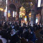 Μητρόπολη Λαρίσης: Ιερατική Σύναξη στον Άγιο Γεώργιο Νικαίας