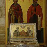 Εκκλησία Κύπρου: Πανήγυρις ι.ν. Αγίων Βαρνάβα και Ιλαρίωνος στην Περιστερώνα