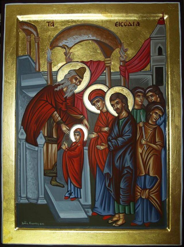 Άγιο Όρος: Ο Καθηγούμενος Ιεράς Μονής Εσφιγμένου για τα Εισόδια της Θεοτόκου