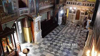 Ναύπλιο: Ολοκληρώθηκαν οι εργασίες στον Ιστορικό Ναό του Αγίου Σπυρίδωνα