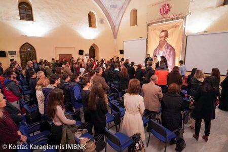 Αγιασμός του Κοινωνικού Φροντιστηρίου της Ιεράς Μητροπόλεως από τον Μητροπολίτη Βεροίας