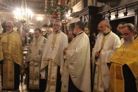 Κέρκυρα: Αρχιερατικός Εσπερινός για τον Άγιο Νεκτάριο στο Προσκύνημα του Αγίου Σπυρίδωνος