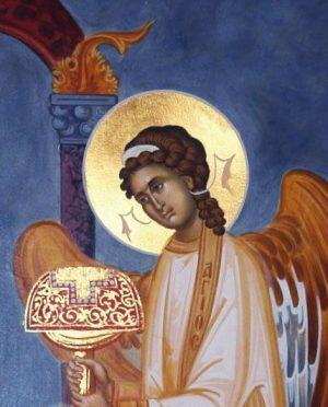 Σαρανταλείτουργο στο Ιερό Παρεκκλήσιο Αγίας Αικατερίνης Γιαννιτσών-πρόγραμμα