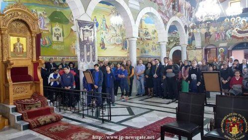 Πατριαρχείο Ιεροσολύμων: Η Εορτή της Συνάξεως των Αγίων Αρχαγγέλων