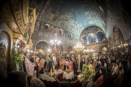 Ξεκίνησαν οι εορτασμοί για τον Πολιούχο της Νέας Ιωνίας-πλήθος κόσμου στον Εσπερινό