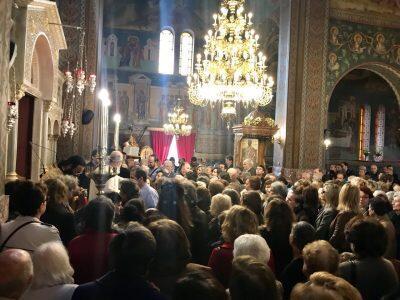 Λαμπρή Εορτή Αγίου Στυλιανού στον Ιερό Ναό Αγίου Στυλιανού Γκύζη