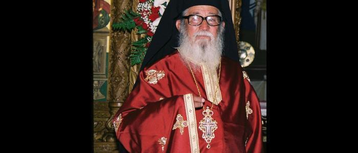 Εκοιμήθη ο Αρχιμανδρίτης π. Γεώργιος Χατζόπουλος-αύριο η Εξόδιος Ακολουθία
