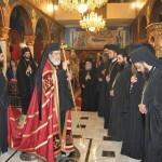 Πλήθος πιστών στα ονομαστήρια του Ελευθερουπόλεως Χρυσοστόμου