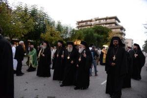 Χιλιάδες Πατρινοί υποδέχθηκαν τα Ιερά Λείψανα του Αγίου Σεραφεὶμ του Σάρωφ