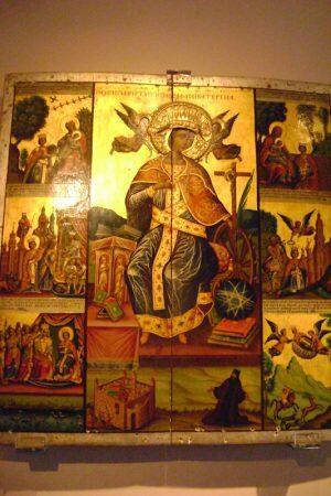 25 Νοεμβρίου γιορτή Αγίας Αικατερίνης-το σύγχρονο θαύμα στο Σινά