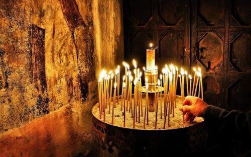 Σαρανταλείτουργο-Θεία Λειτουργία σήμερα στις 7π.μ, μνημόνευση ονομάτων στην Αγία Πρόθεση, Άγιος Δημήτριος Θηβών