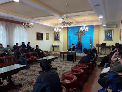 Το Εκκλησιαστικό Γυμνάσιο-Λύκειο Ξάνθης στο Μητροπολίτη Αλεξανδρουπόλεως