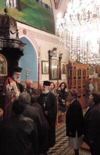 Μήλος: Ποιμαντική Επίσκεψη Σύρου Δωρόθεου στην Ενορία Τριοβασάλου