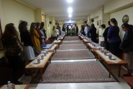 Μητρόπολη Λαρίσης: Συνεχίζονται τη Δευτέρα 6 Νοεμβρίου τα μαθήματα του Φροντιστηρίου Κατηχητών
