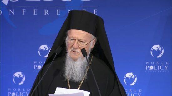 Η Ομιλία του Οικουμενικού Πατριάρχη στο Μαρόκο
