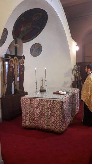 Η αποψινή Πατριαρχική χοροστασία στον Άγιο Μηνά Υψωμαθείων