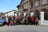 Μητρόπολη Αλεξανδρουπόλεως: Εκδρομή του Ενοριακού Κέντρου Αγίου Νικολάου στην Αίνο και στην Αδριανούπολη