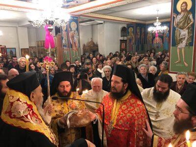 Το Αλκαζάρ με λαμπρότητα εόρτασε την Αγία Αικατερίνη