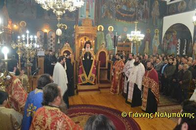 Μητρόπολη Αλεξανδρουπόλεως: Χειροθεσία Αναγνώστου Αθανασίου Τσιματσίδη