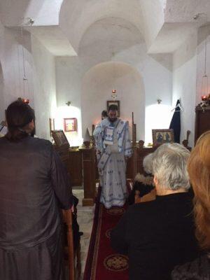 Τον Άγιο Απόστολο Φίλιππο τίμησαν στο Ιερό Μητροπολιτικό Παρεκκλήσιο του Αγίου Ευτυχίου