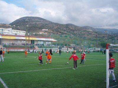 Μητρόπολη Δημητριάδος: Διενοριακό τουρνουά ποδοσφαίρου 2017-2018