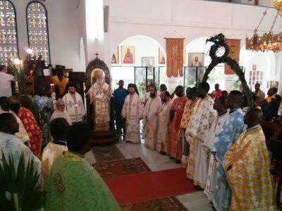 Την ευλογία του Πατριάρχη Αλεξανδρείας δέχεται το Καμερούν