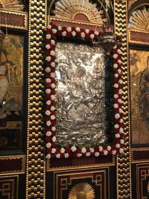 Στον ανακαινισμένο Ναό του Αγίου Γεωργίου Εντιρνέ ο Πατριάρχης Βαρθολομαίος