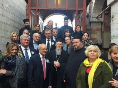 Πατριαρχική Χοροστασία για την Ουκρανική Παροικία