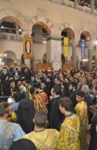Ο Σύρου Δωρόθεος στην τελετή Καθαγιασμού του Αγίου Μύρου